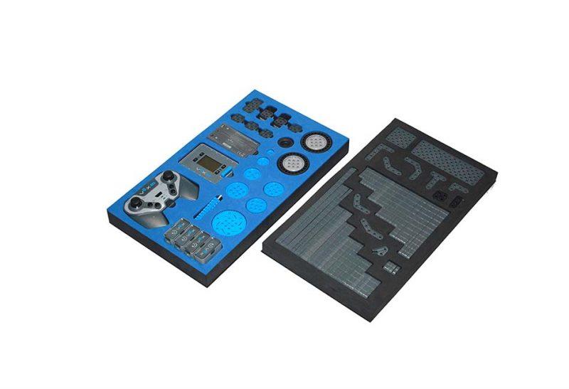 VEX Organizer for VEX IQ Robotics Super Kit BIN & Parts
