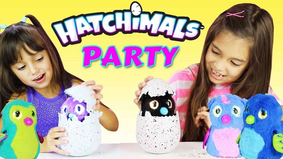 trung no hatchimals