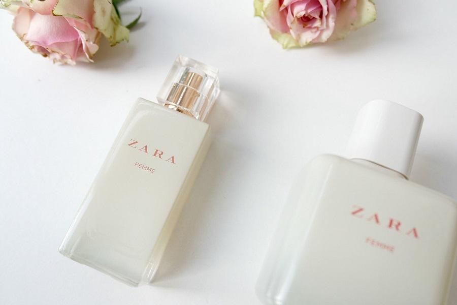Zara Woman Eau De Toilette Femme