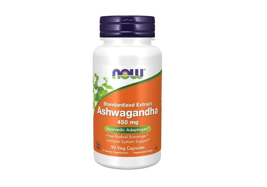 NOW Supplements Ashwagandha