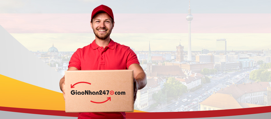 dịch vụ vận chuyển hàng Đức