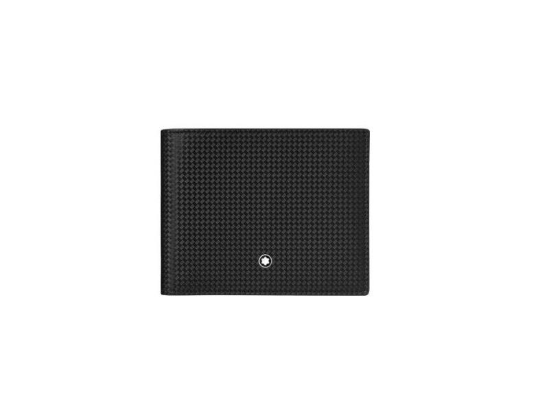 Montblanc Wallet 8cc Extreme Black