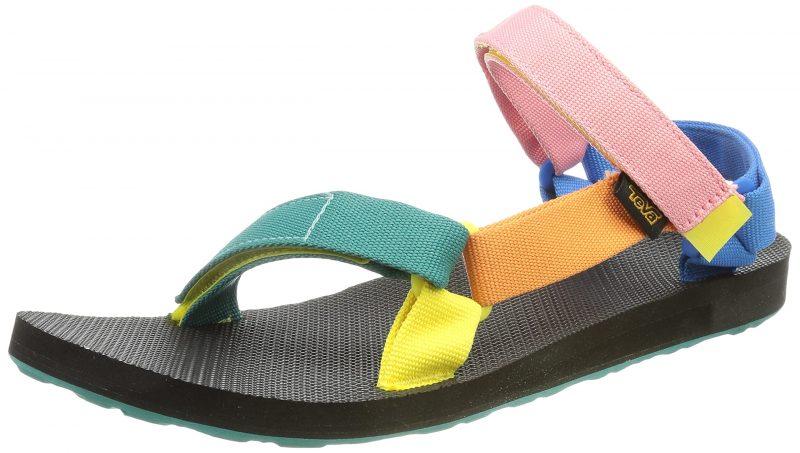 sandal Teva Zirra màu sắc