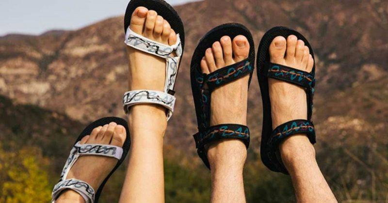 sandal Teva Zirra