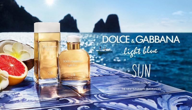 Thương hiệu nuoc hoa Dolce & Gabbana