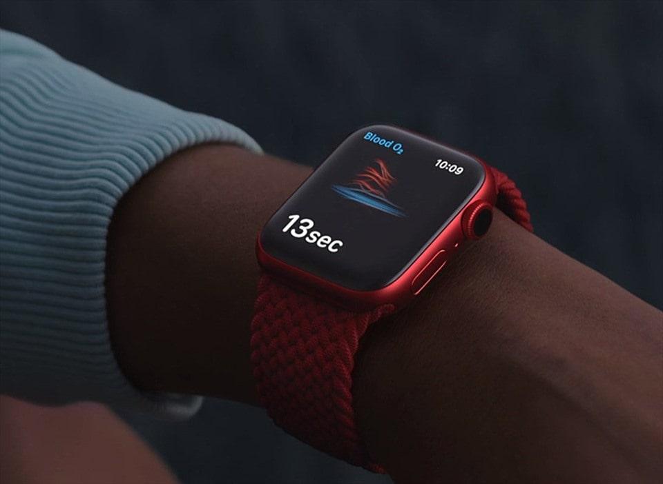 Apple Watch Series 6 đa năng