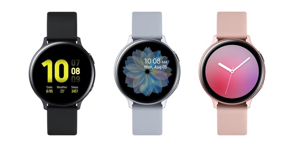 Samsung Watch Active 2 đa năng
