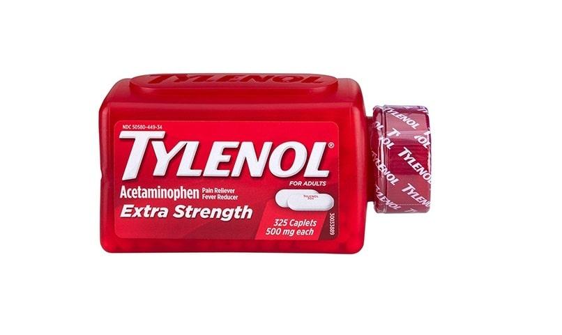 thuốc hạ sốt Tylenol 325