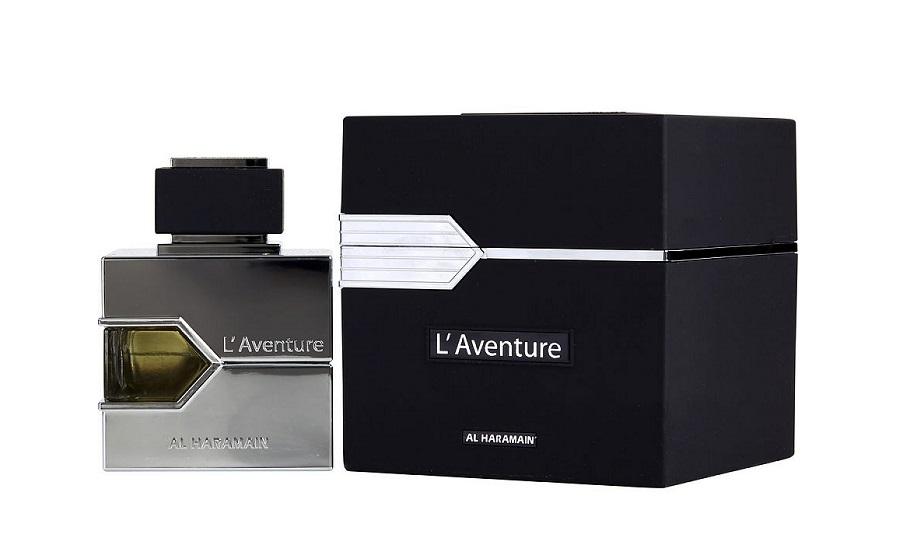 Al Haramain L´Aventure Eau De Parfum for Men