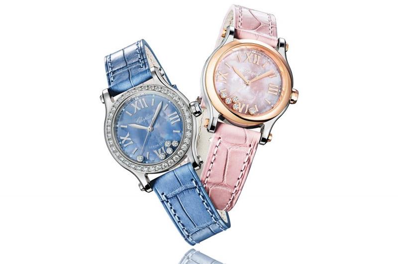 đồng hồ Chopard Happy Sport nữ