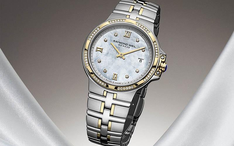 Đồng hồ Raymond Weil 18k nữ