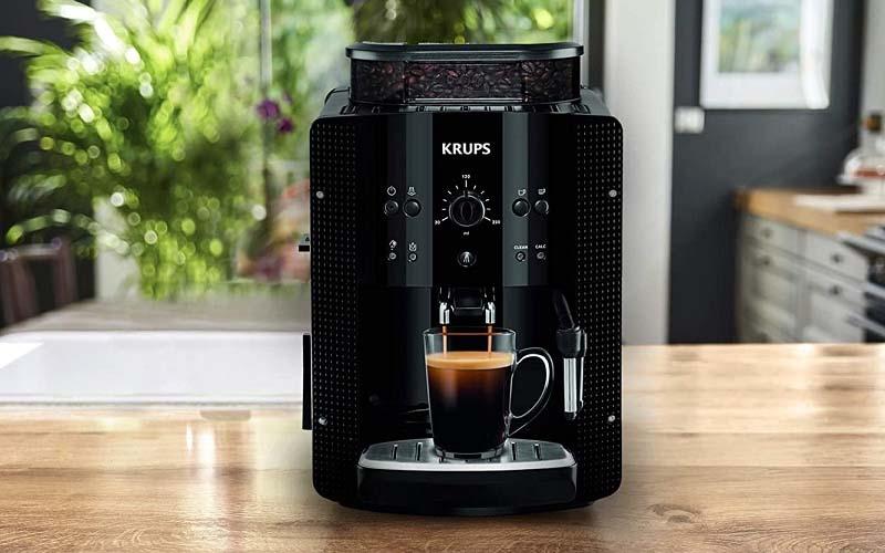 máy pha cà phê Krups EA8108