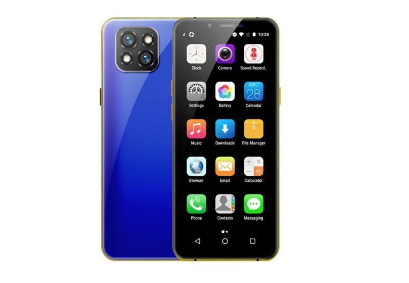 Điện thoại mini Soyes x60