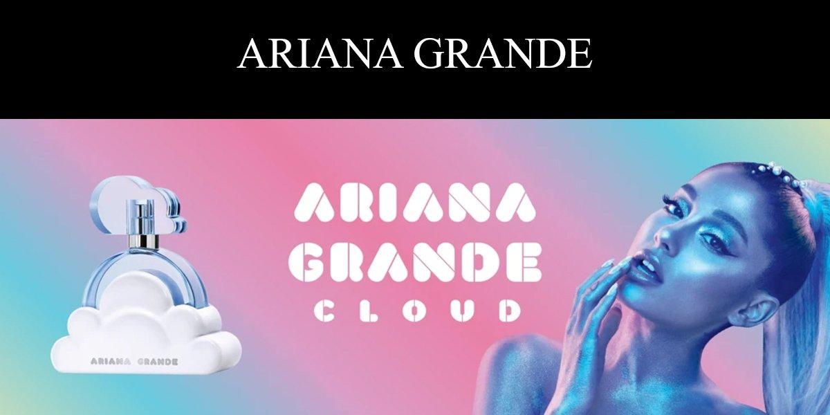thương hiệu nước hoa Ariana Grande