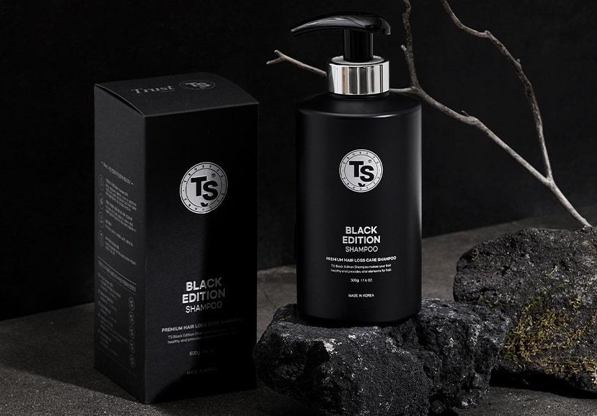TS Black Edition mau den