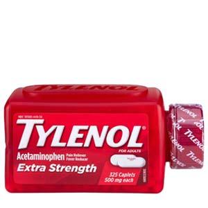 Tylenol 500mg 325 vien