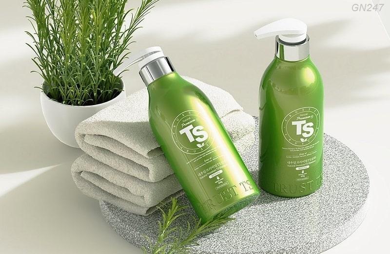 Natural All New TS Shampoo