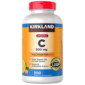 vitamin c kirkland