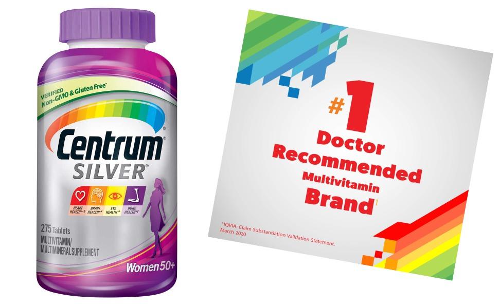 vitamin centrum sliver nu