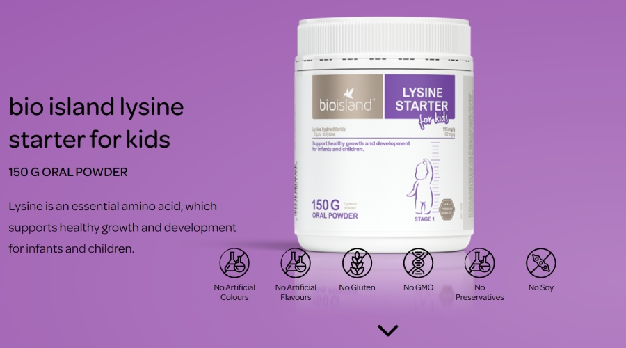 lysine-bio-starter