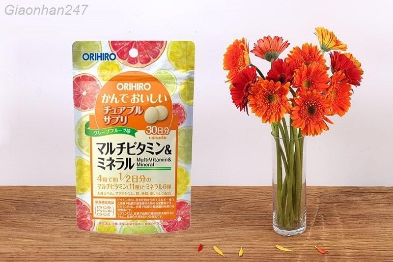 keo vitamin orihiro
